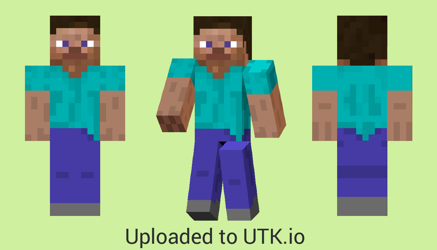 Rich Boy UTKio - Skins para minecraft pe boy